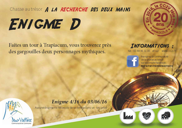 Enigme D