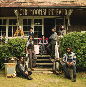 photo du groupe old mooshine band