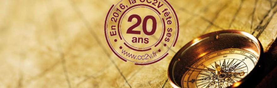 La CC2V a 20 ans