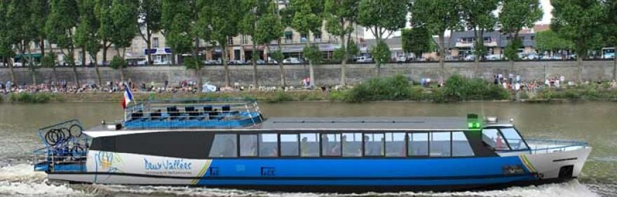 promenade bateau oise