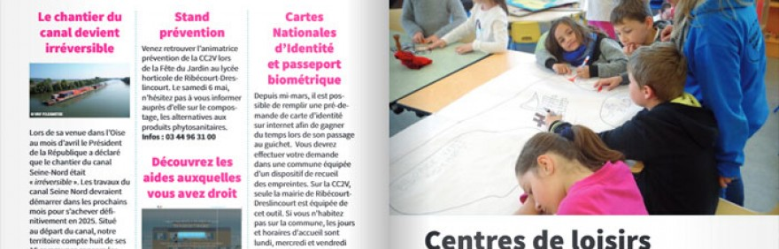 """Magazine """"nos Deux Vallées"""""""
