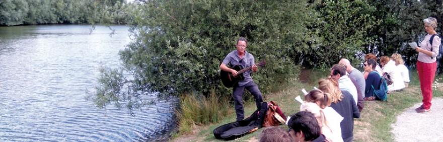 Les étangs en musique