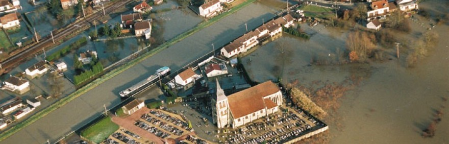La gestion des inondations