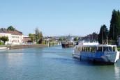 Le bateau Escapade à Longueil-Annel