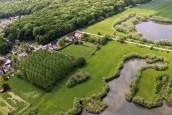 L'aménagement des étangs du Plessis-Brion