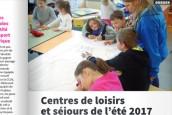 """pages du Magazine """"nos Deux Vallées"""""""