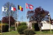 Entrée de l'entreprise SECO à Ribécourt-Dreslincourt