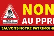 NON au PPRI - réunion publique