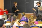 Les rencontres avec le public scolaire
