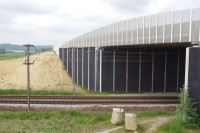 Pont de la desserte industrielle de Ribécourt-Dreslincourt