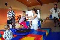 Atelier Baby Gym à la CC2V à Thourotte