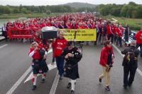 Manifestation contre le projet de PPRI - 30/09/17