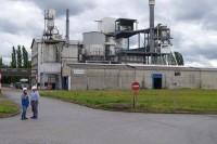 Reportage photo de l'usine HEXION (CC2V < Oise)