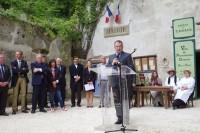 Le préfet de l'Oise inaugure le Musée Territoire 14/18 à Machemont le 28 juinEmmanuel Berthier, Préfet de l'Oise inaugure le Musée Territoire 14/18 à Machemont le 28 juin 2014 2014