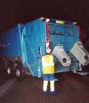 Bilan de la collecte des déchets en 2015